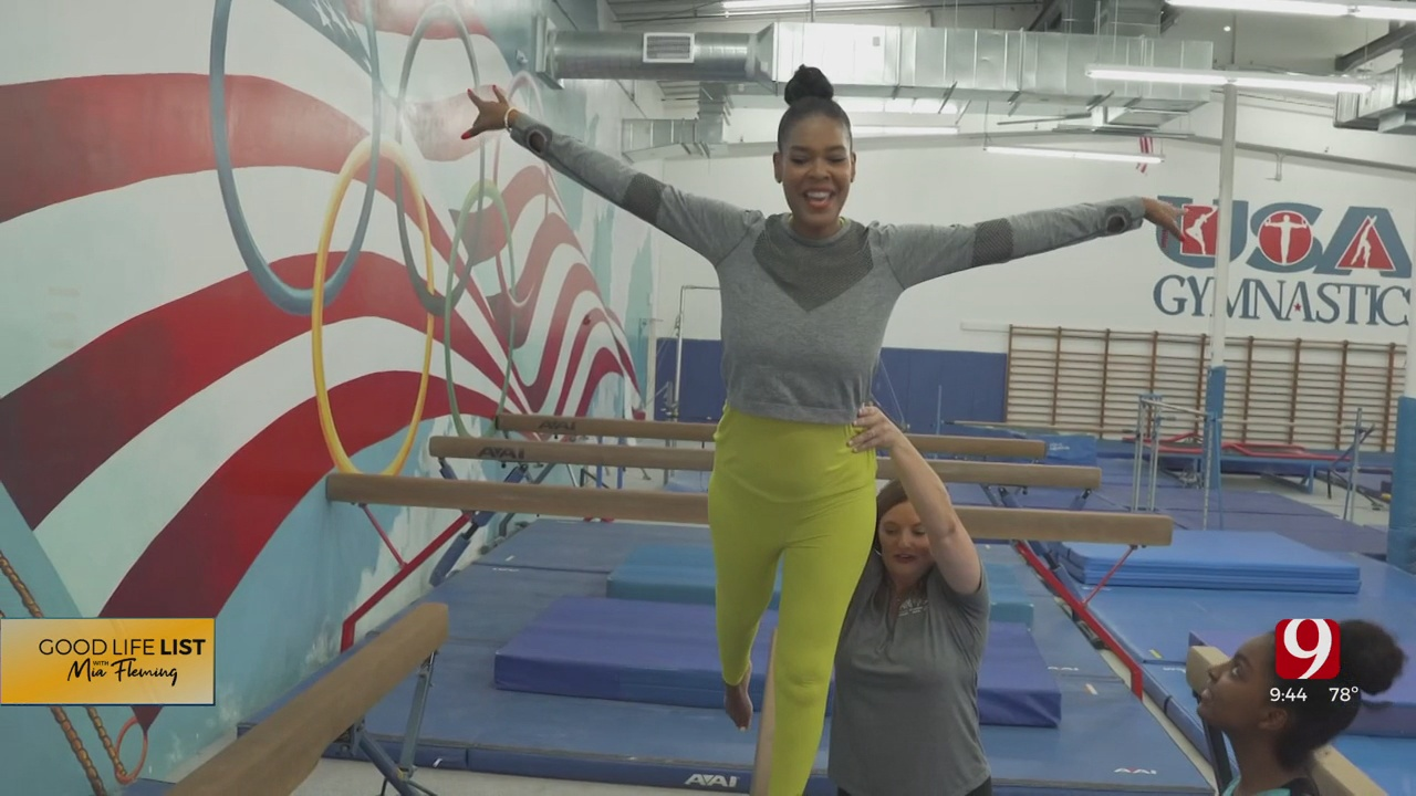 Good Life List: Gymnastics