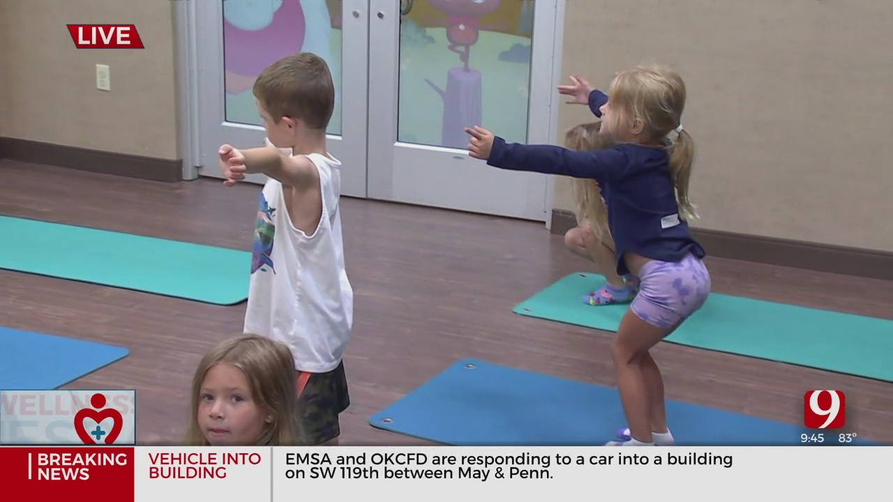 Wellness Wednesday: Keeping Kids Fit