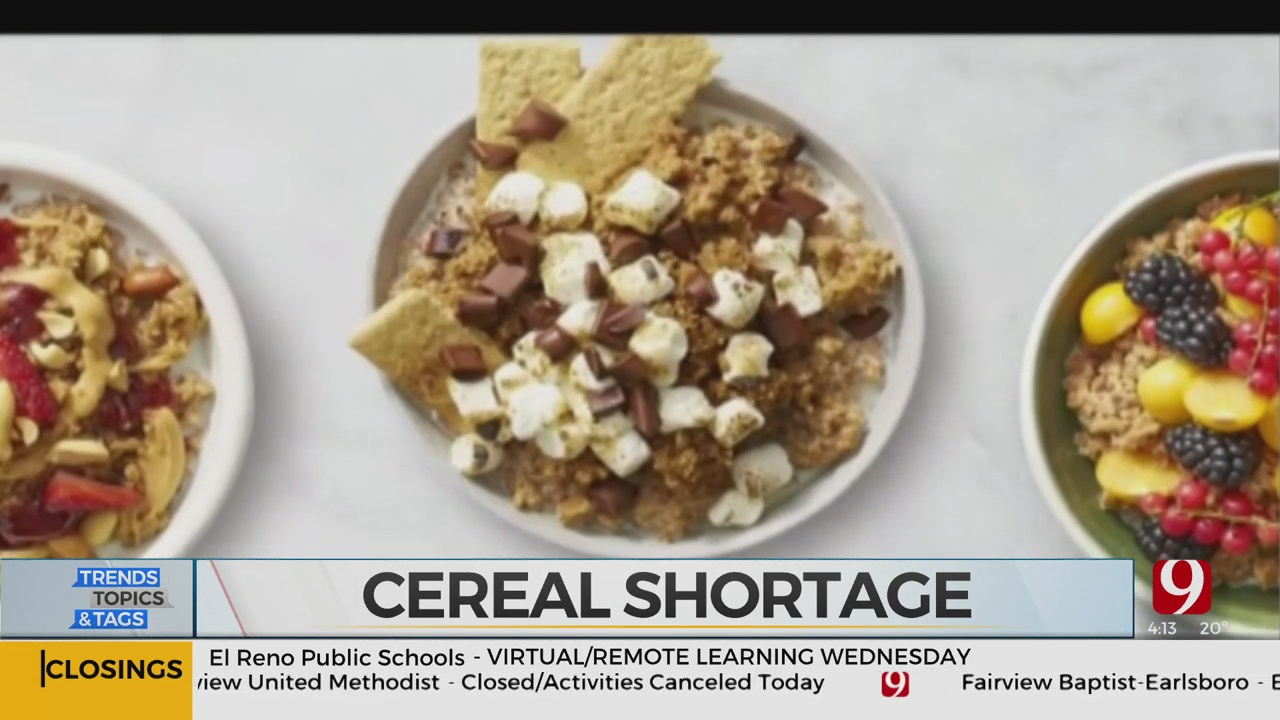 Trends, Topics & Tags: Grape-Nut Cereal Shortage