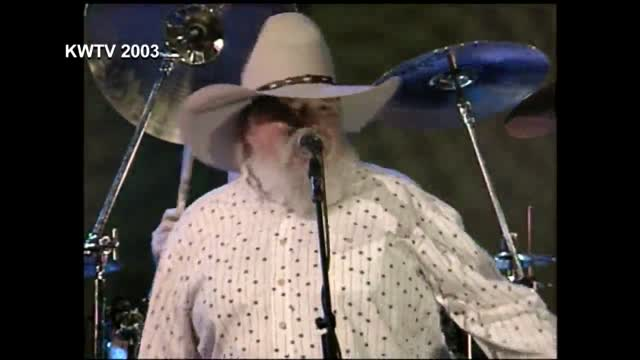 WATCH: News 9 2003 Interview With Country Legend Charlie Daniels