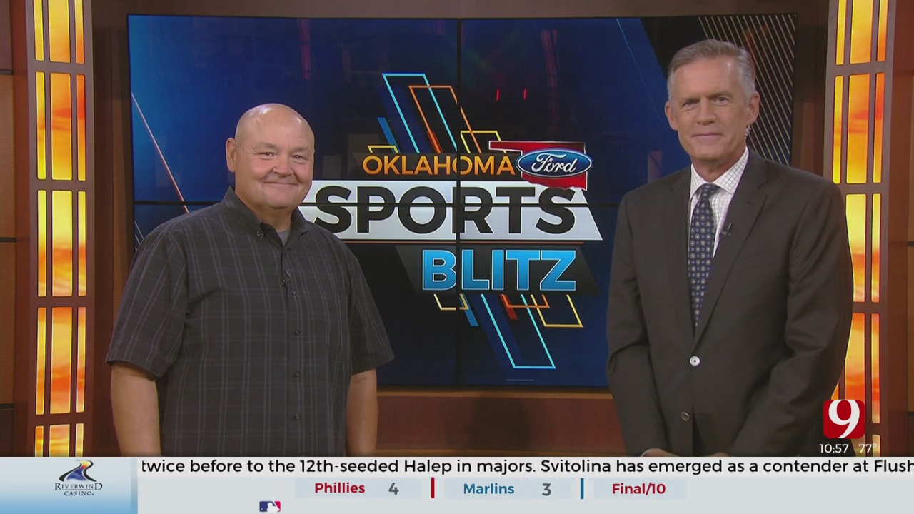 Rick Couri Joins The Blitz For An Interview With John