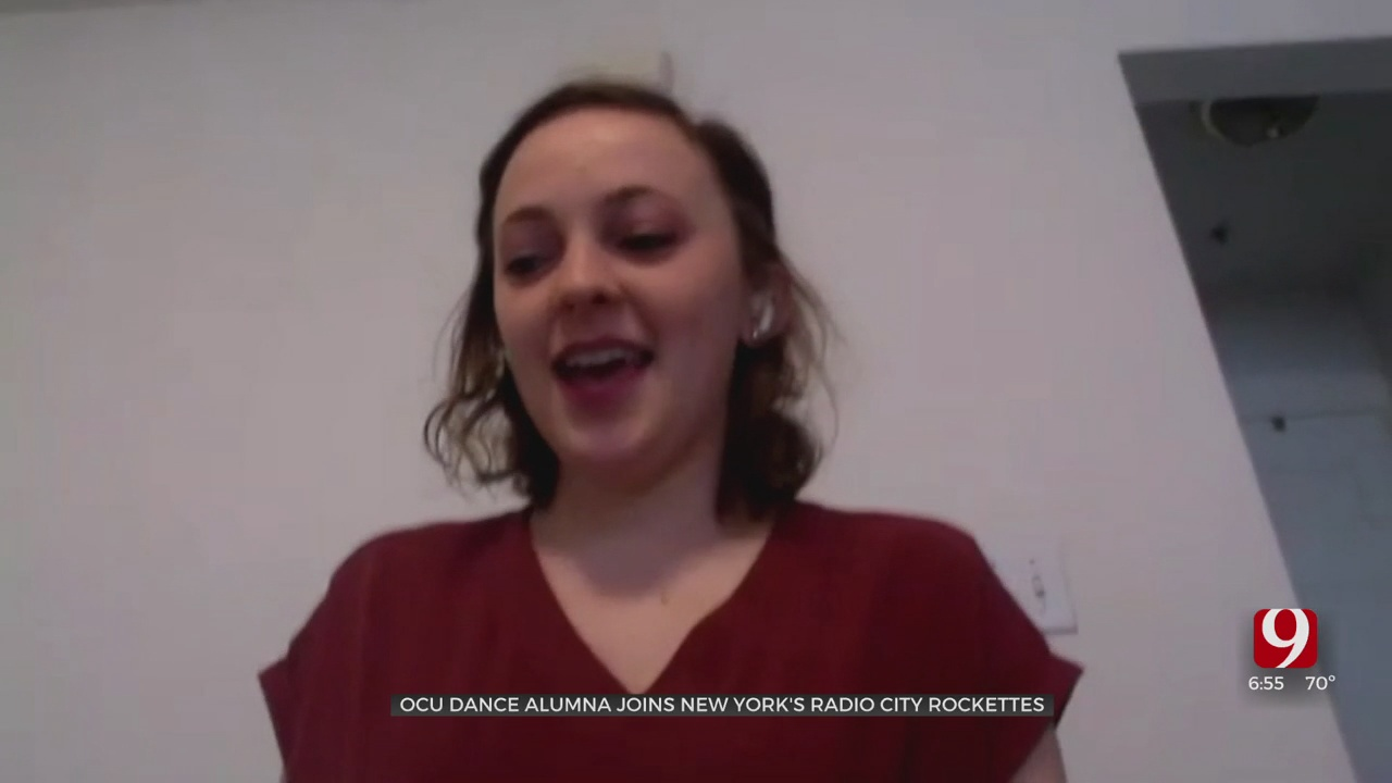 OCU Alumna Joins New York's Radio City Rockettes