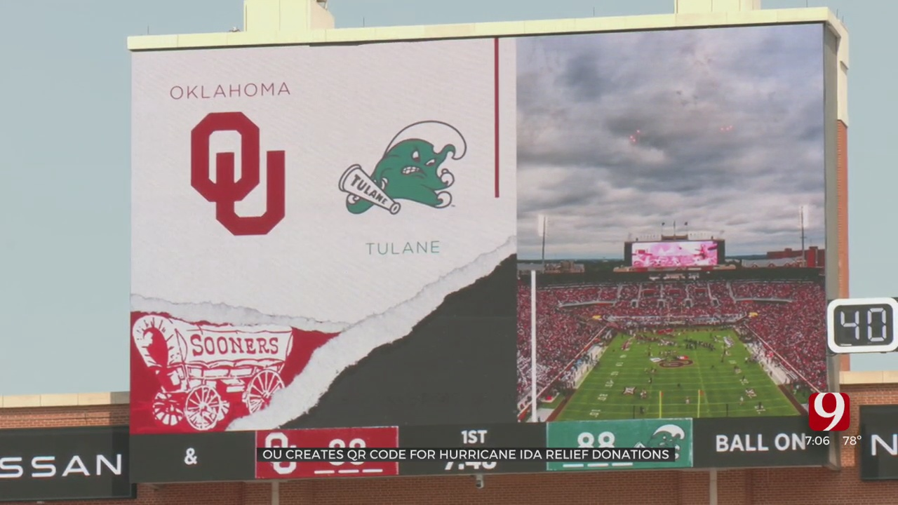 How OU Fans Can Help Out Hurricane Ida Victims In Norman