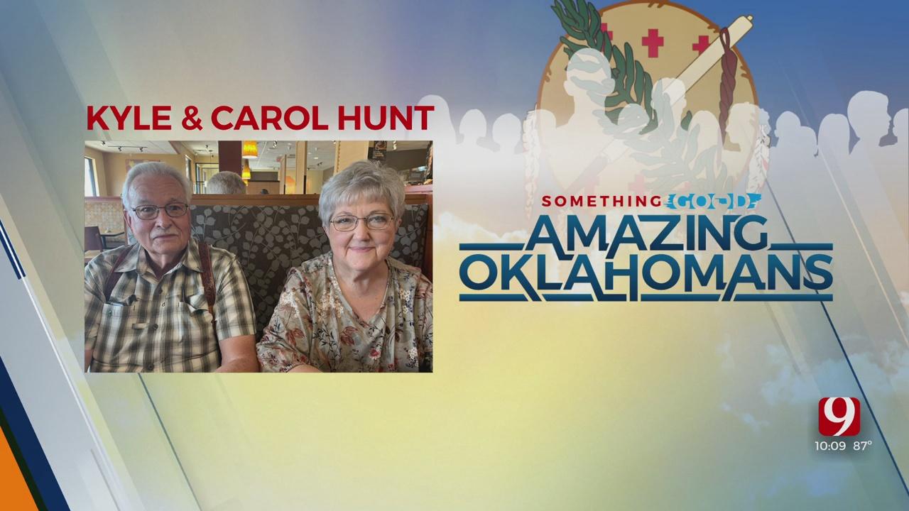 Amazing Oklahomans: Kyle And Carol Hunt