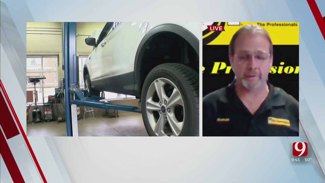 WATCH: Keeping You Car In Top Shape For National Car Care Month