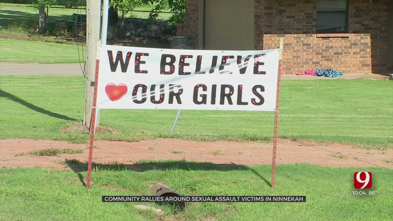 Community Rallies Around Victims After Claims Of Sexual Assault Against Ninnekah Girls Basketball Coach