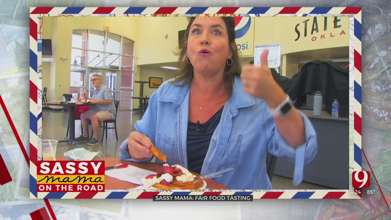 Sassy Mama On The Road: State Fair Food