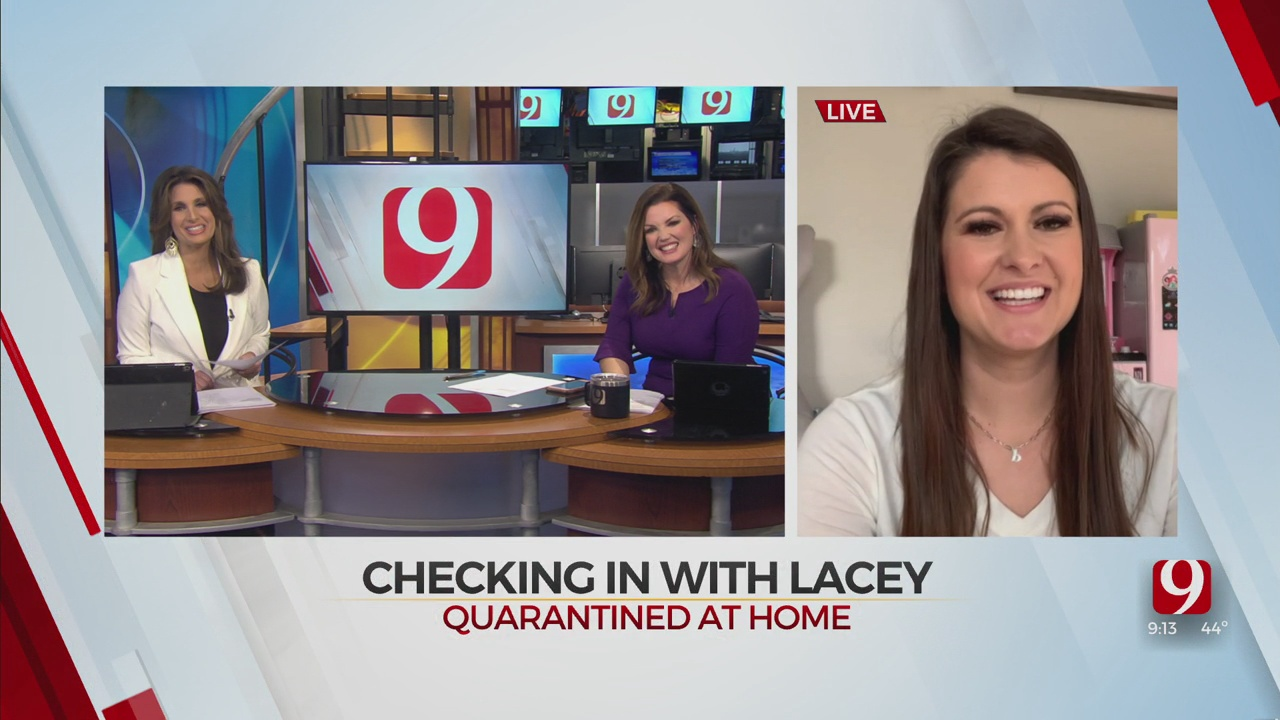 WATCH: Checking In With Lacey Swope