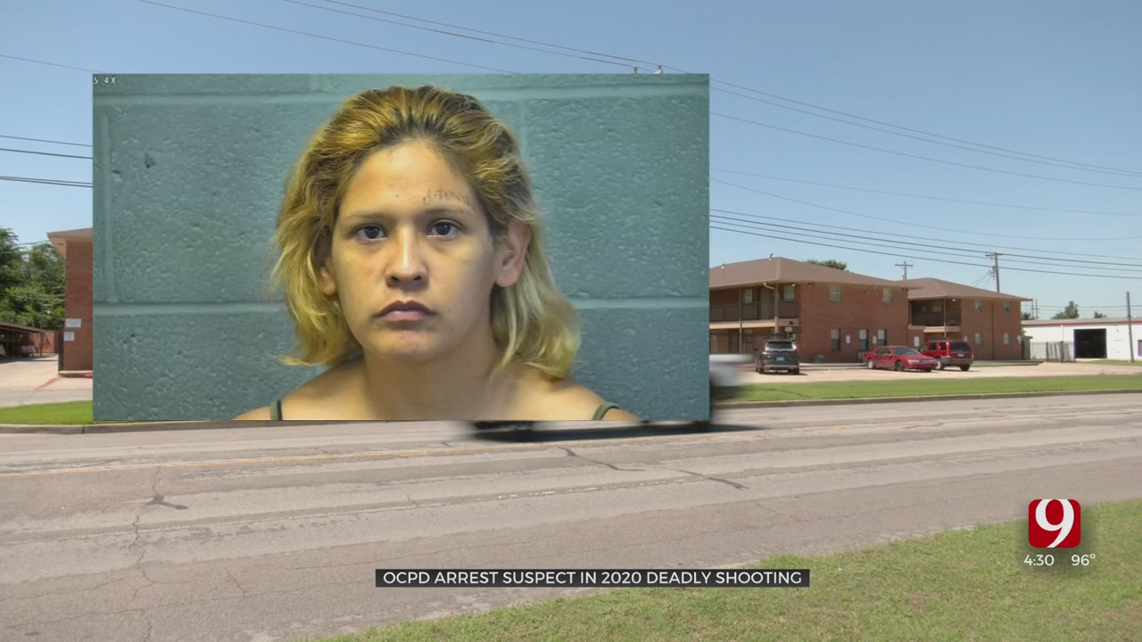 Police Arrest 5th Suspect Wanted In Connection With September 2020 OKC Murder