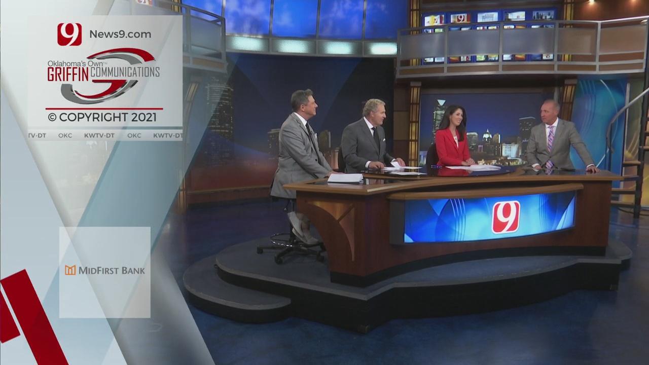 News 9 10 p.m. Newscast (April 19)