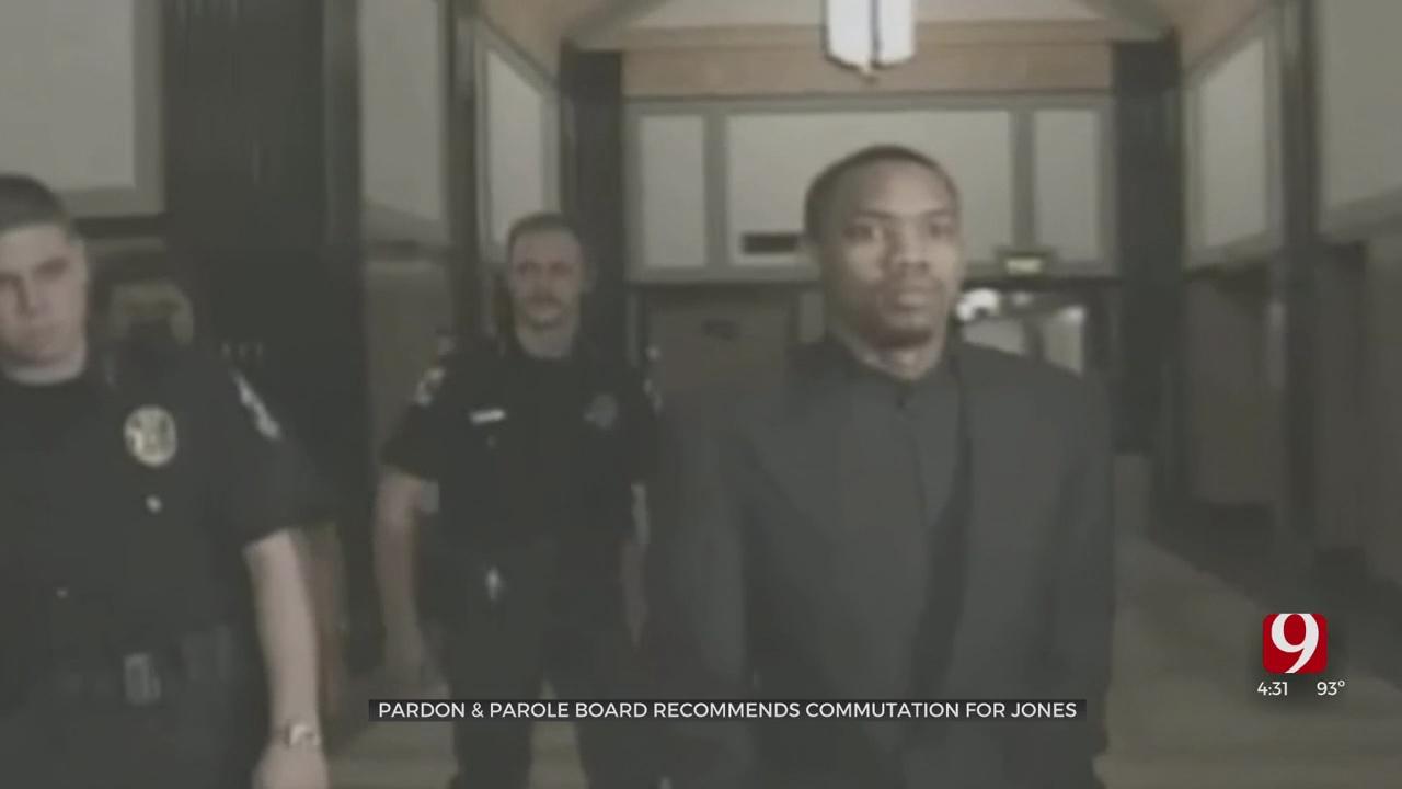 Pardon & Parole Board Recommends Commutation For Julius Jones