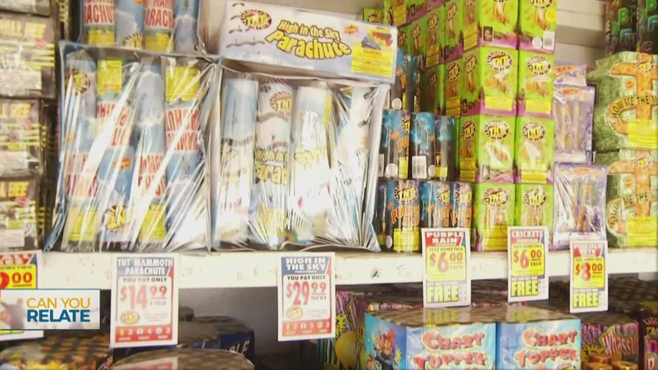 Can You Relate? Fireworks Safety Tips