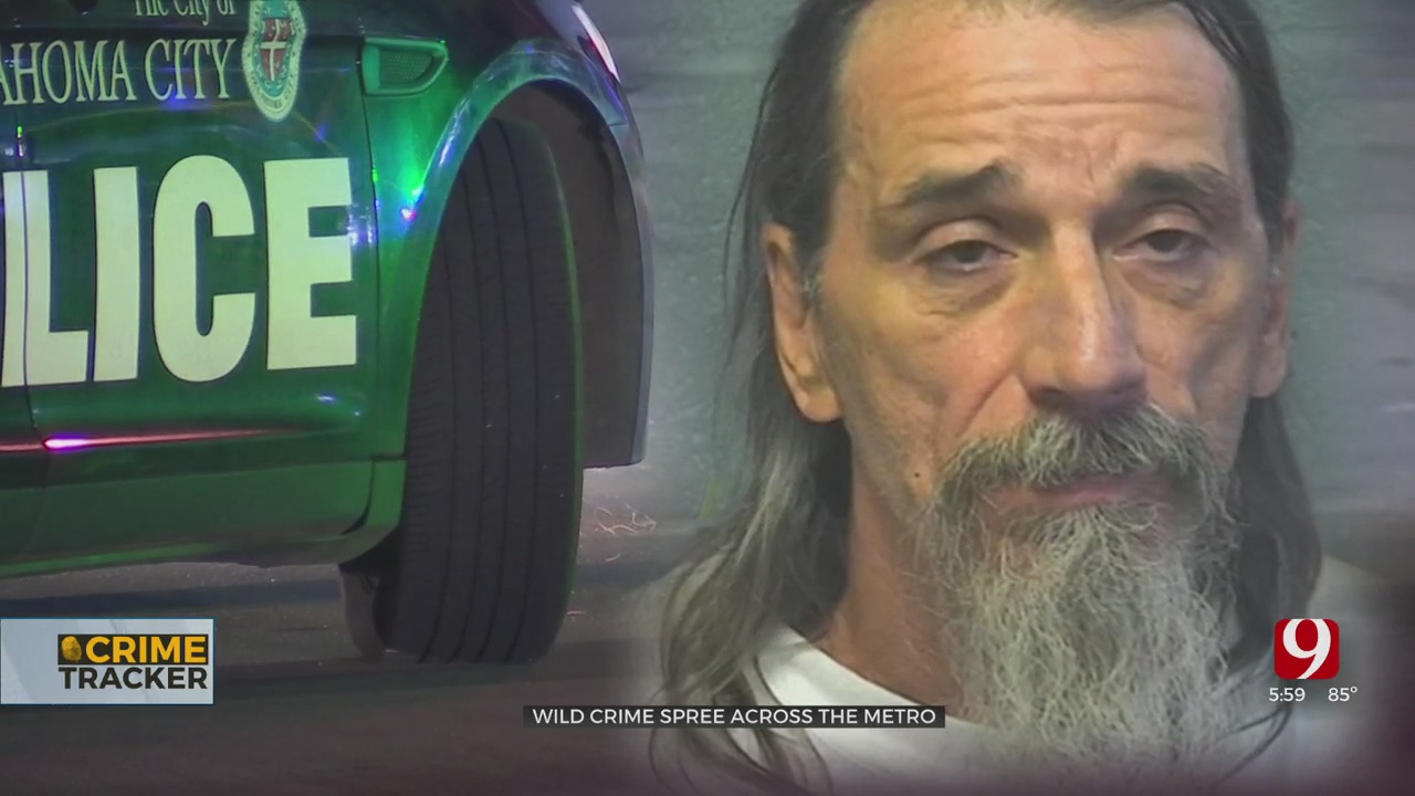 Man Accused Of Ramming Vehicle Into Tow Truck, Leading Police In Chase