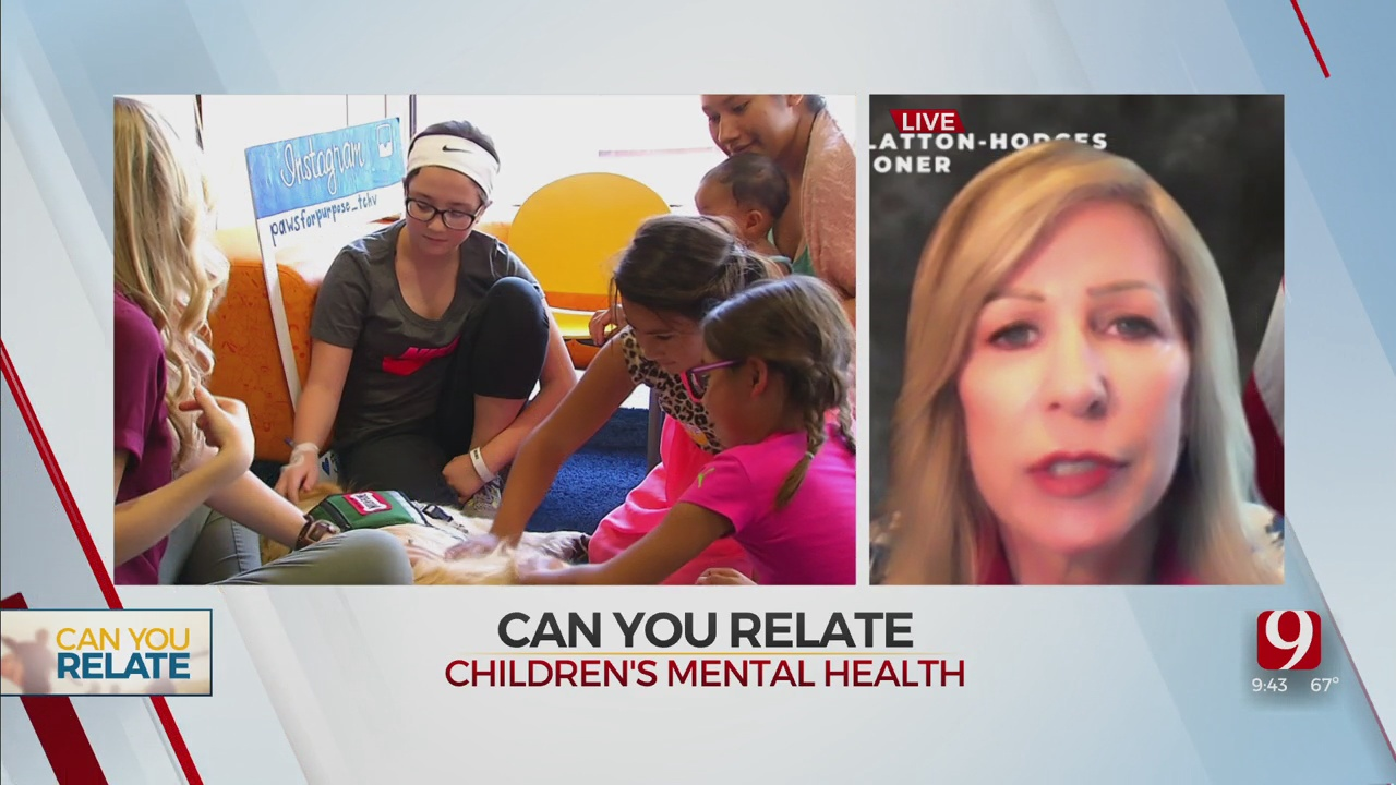 Can You Relate: Children's Mental Health