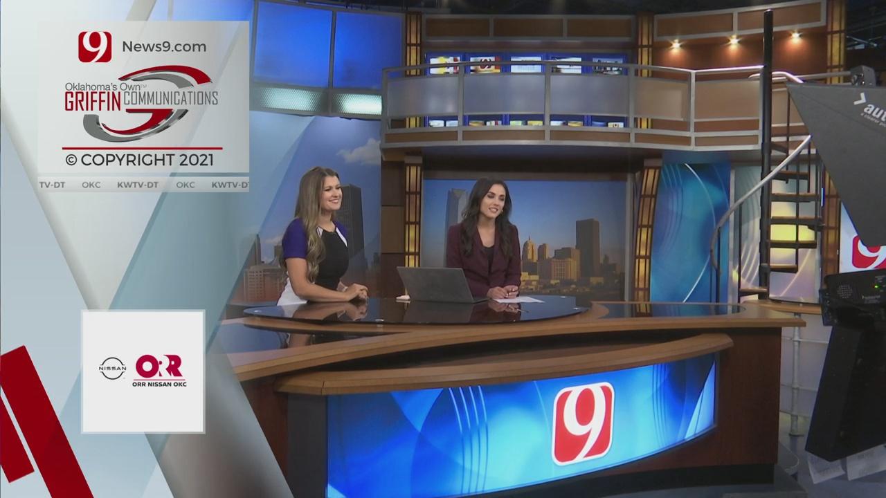 News 9 Noon Newscast (Aug. 24)