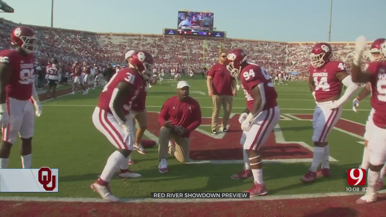 WATCH: Dean Blevins' Red River Showdown Preview