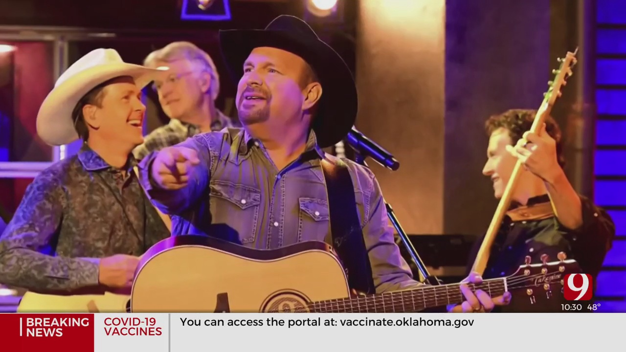 Garth Brooks To Receive 2021 Kennedy Centers Honors