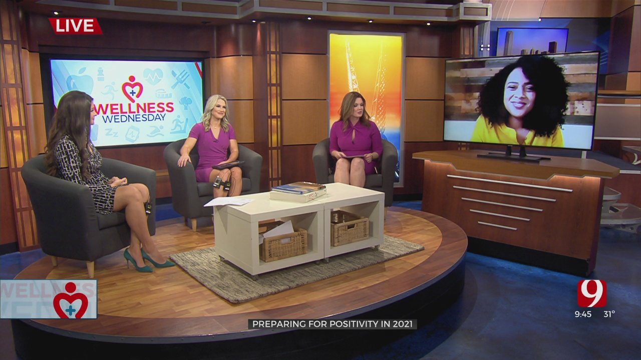 Wellness Wednesday: Preparing For Positivity In 2021