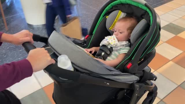 Liver Donor Saves 10-Month-Old Baby
