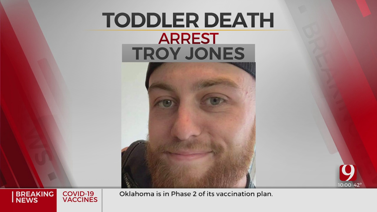 Man Wanted In Connection With Baby's Death In Elk City Turns Himself In