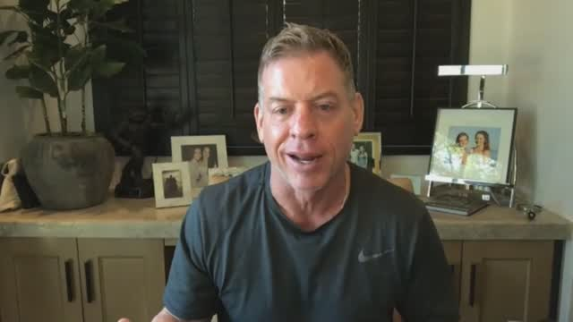 Super Bowl Memories: Troy Aikman Full Interview