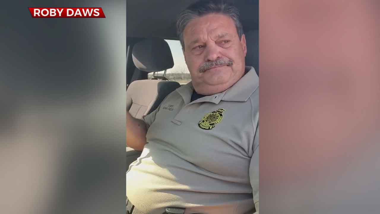 WATCH: OHP Trooper Makes Emotional Last Call, Retires After 39 Years
