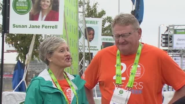 Metro Couple Affected By Murrah Building Bombing Renews Commitment To OKC's Marathon