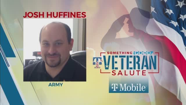 Veteran Salute: Josh Huffines