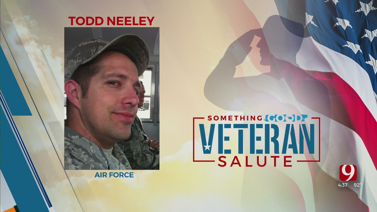 Veteran Salute: Todd Neeley