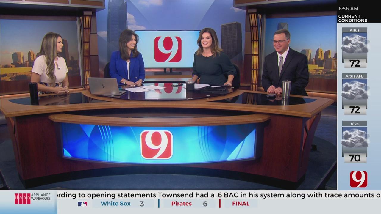 News 9 6 a.m. Newscast (June 23)