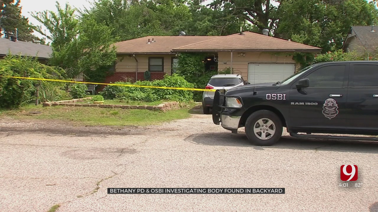 Bethany PD Made Frequent Visits To Home Where Decomposed Body Was Found In Backyard