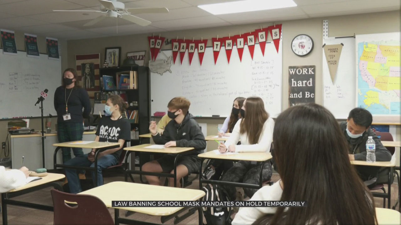 What The Injunction Means For Oklahoma Students
