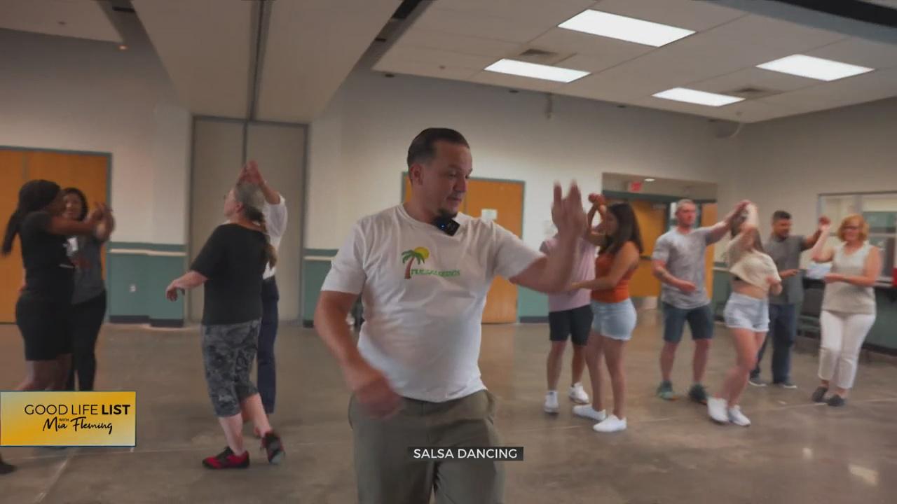 Good Life List: Salsa Dancing