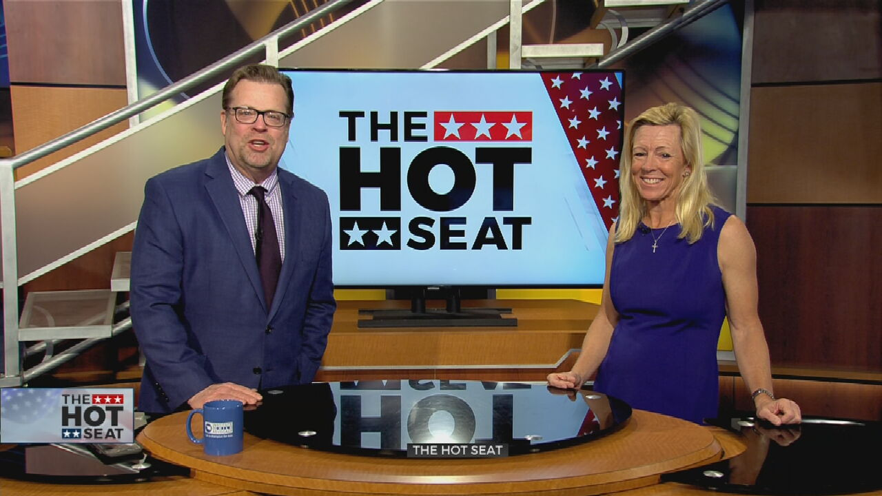 The Hot Seat: New Secretary of Public Safety