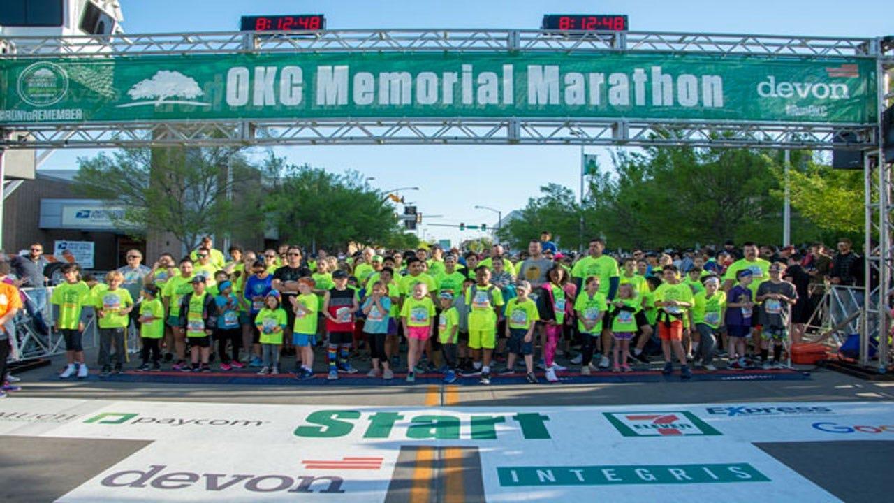 OKC Memorial Marathon Returns In-Person This Weekend