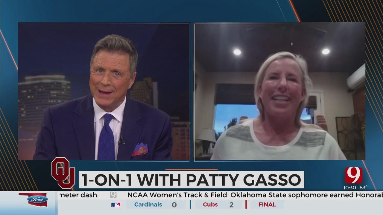 OU Softball Coach Patty Gasso Joins The Blitz To Discuss OU's National Championship