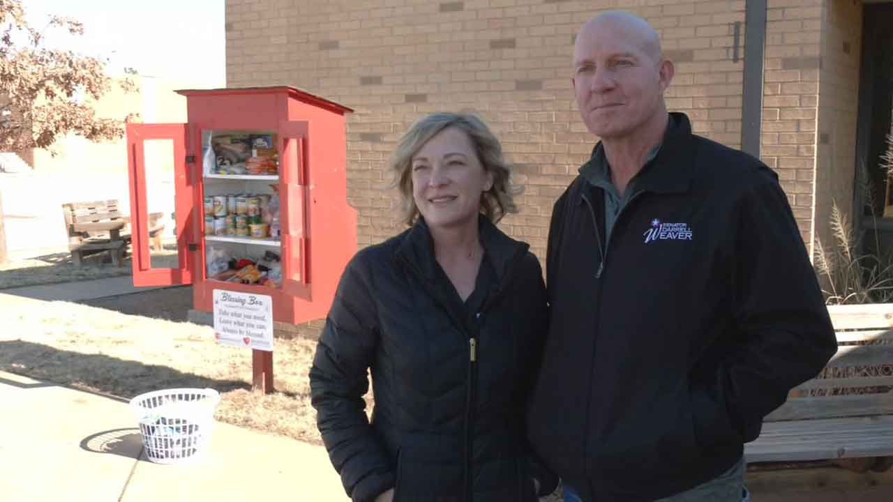 Something Good: Moore Couple Thinking In The Box With Charity