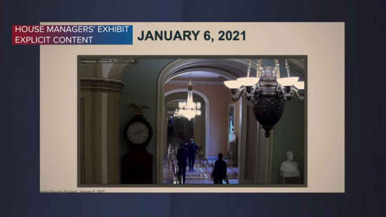 New Footage Shows Officer Eugene Goodman Directing Senator Mitt Romney To Safety As Rioters Breached Capitol