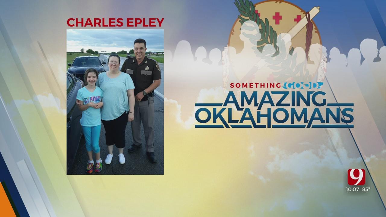 Amazing Oklahoman: Charles Epley