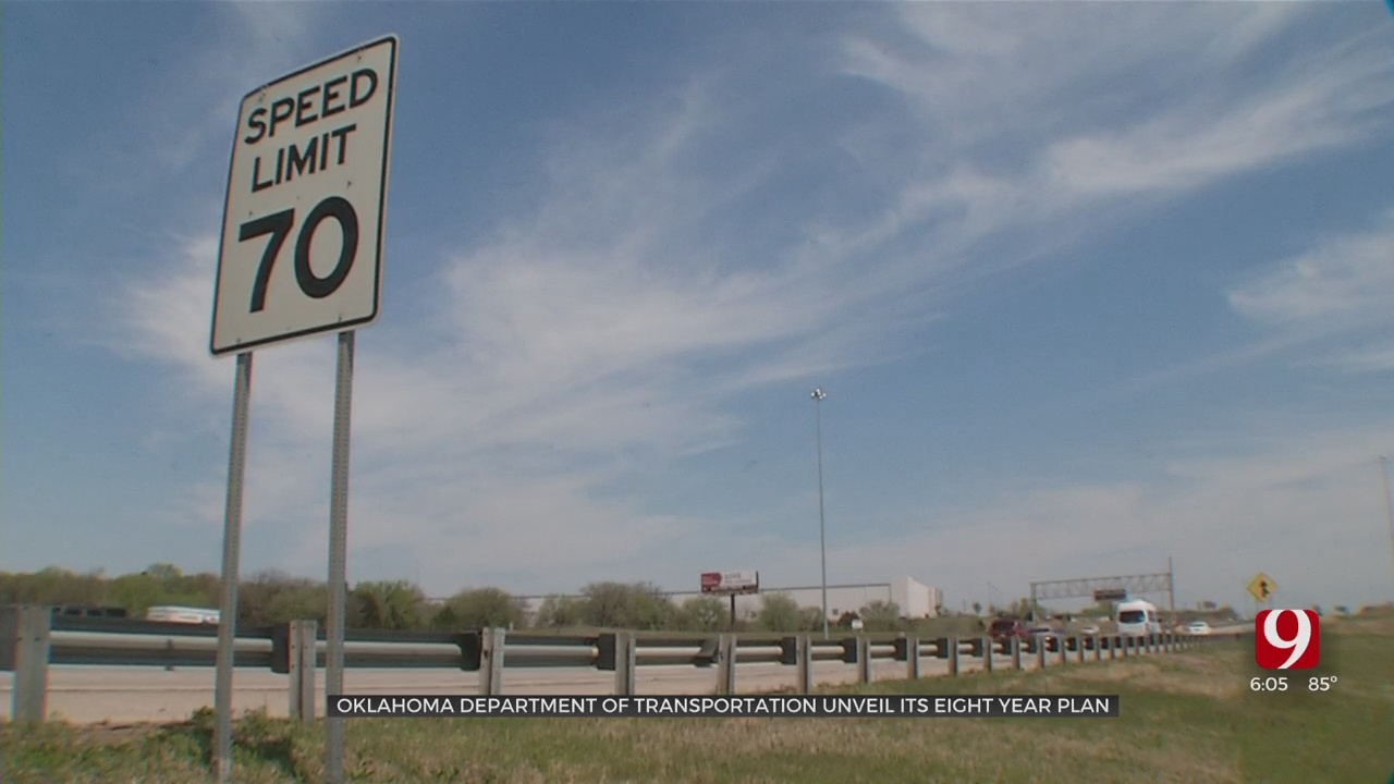 Oklahoma Drivers To See More Construction On Highways