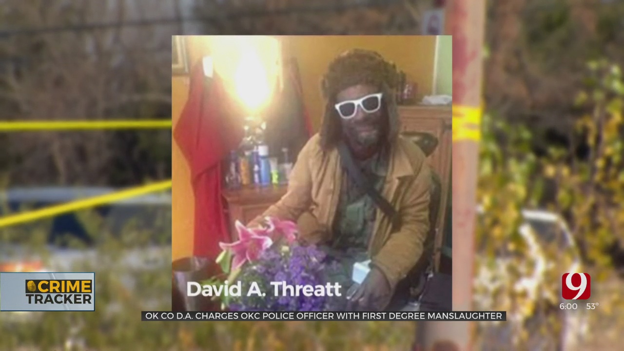 Local Reaction To OKC Officer Charged With Manslaughter In Shooting Death Of Homeless Man