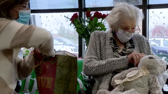 104-Year-Old Survives COVID-19, Spanish Flu