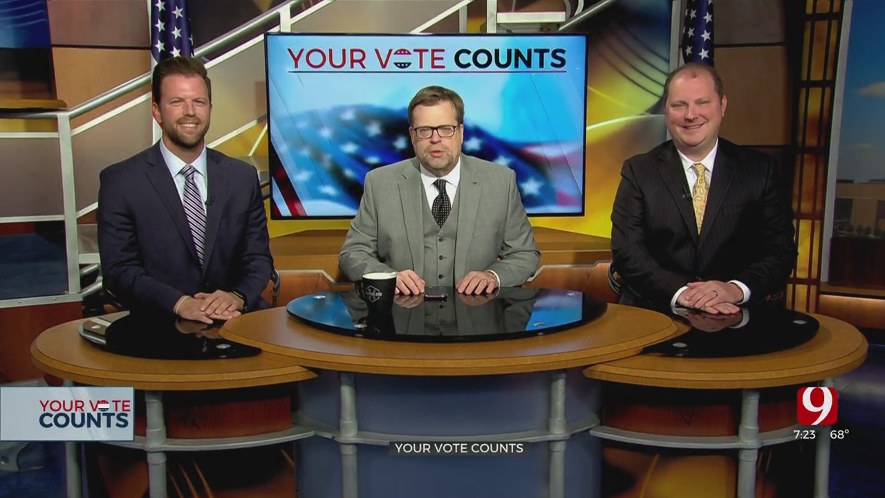Your Vote Counts: OKC Thunder Vaccine Proof, Execution Dates Set And Afghan Refugees In Okla.