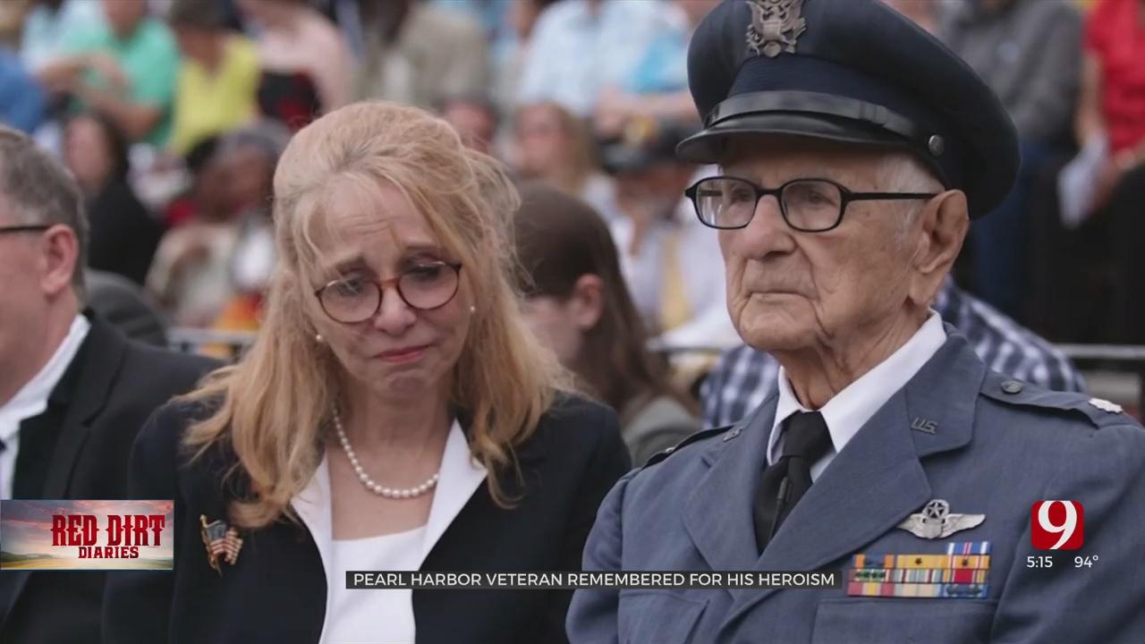 One Of The Last Pearl Harbor Survivors, William Bonelli, Laid To Rest Monday