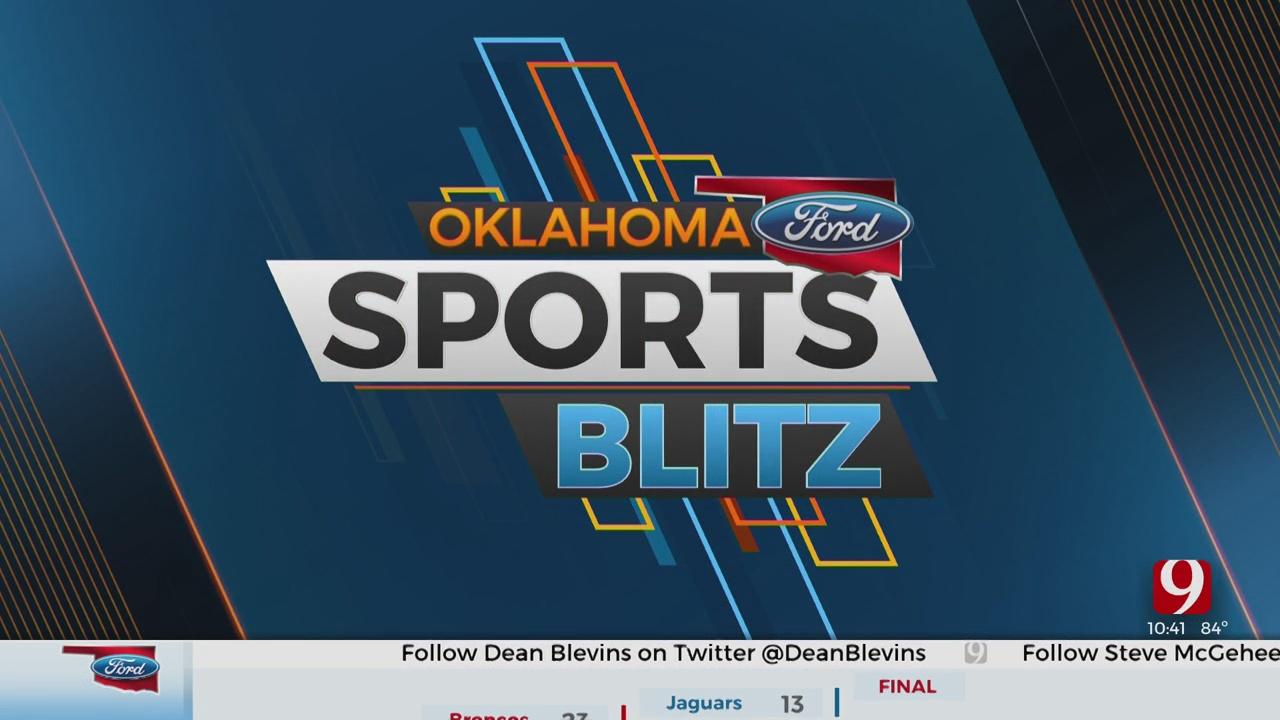 Oklahoma Ford Sports Blitz: September 19