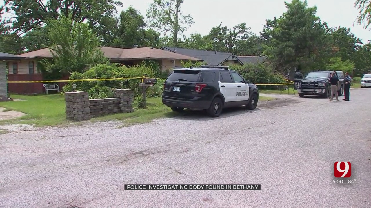 Police: Decomposed Body Found In Shallow Grave In Bethany