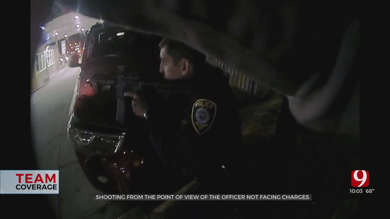 OCPD Releases Bodycam Of Officer Not Charged In Shooting Of Stavian Rodriguez