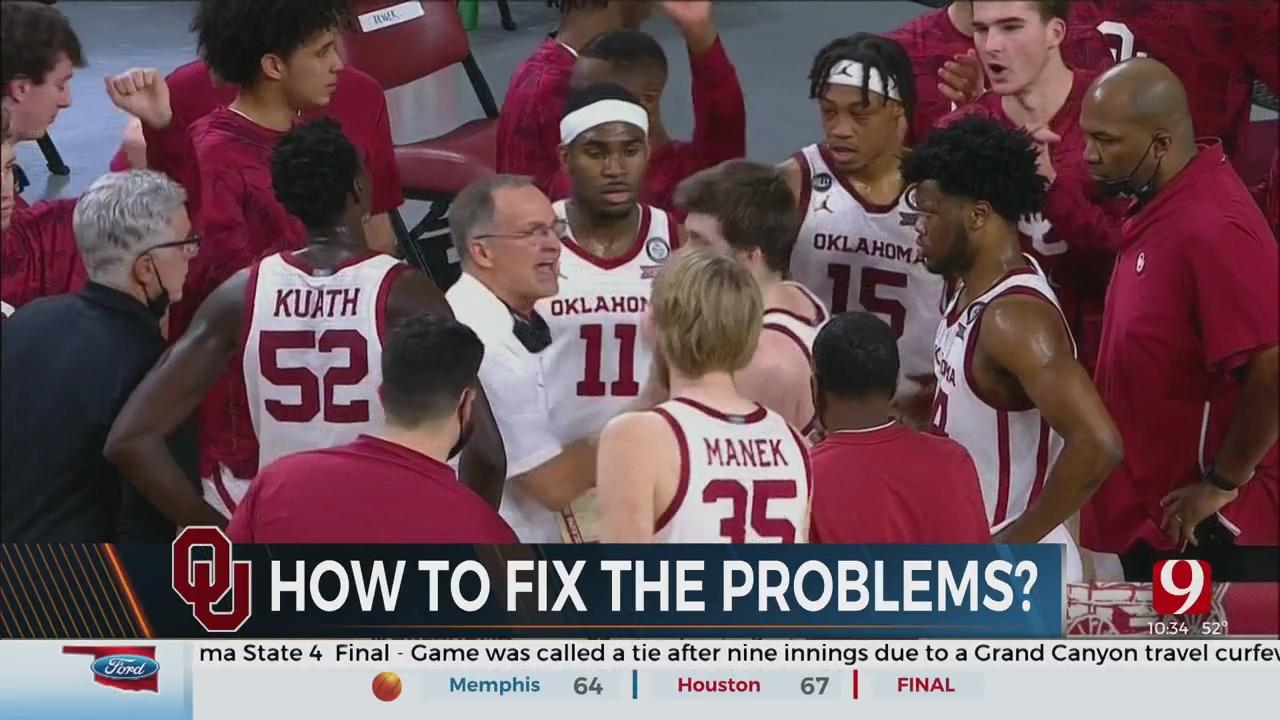 OU Basketball Breakdown