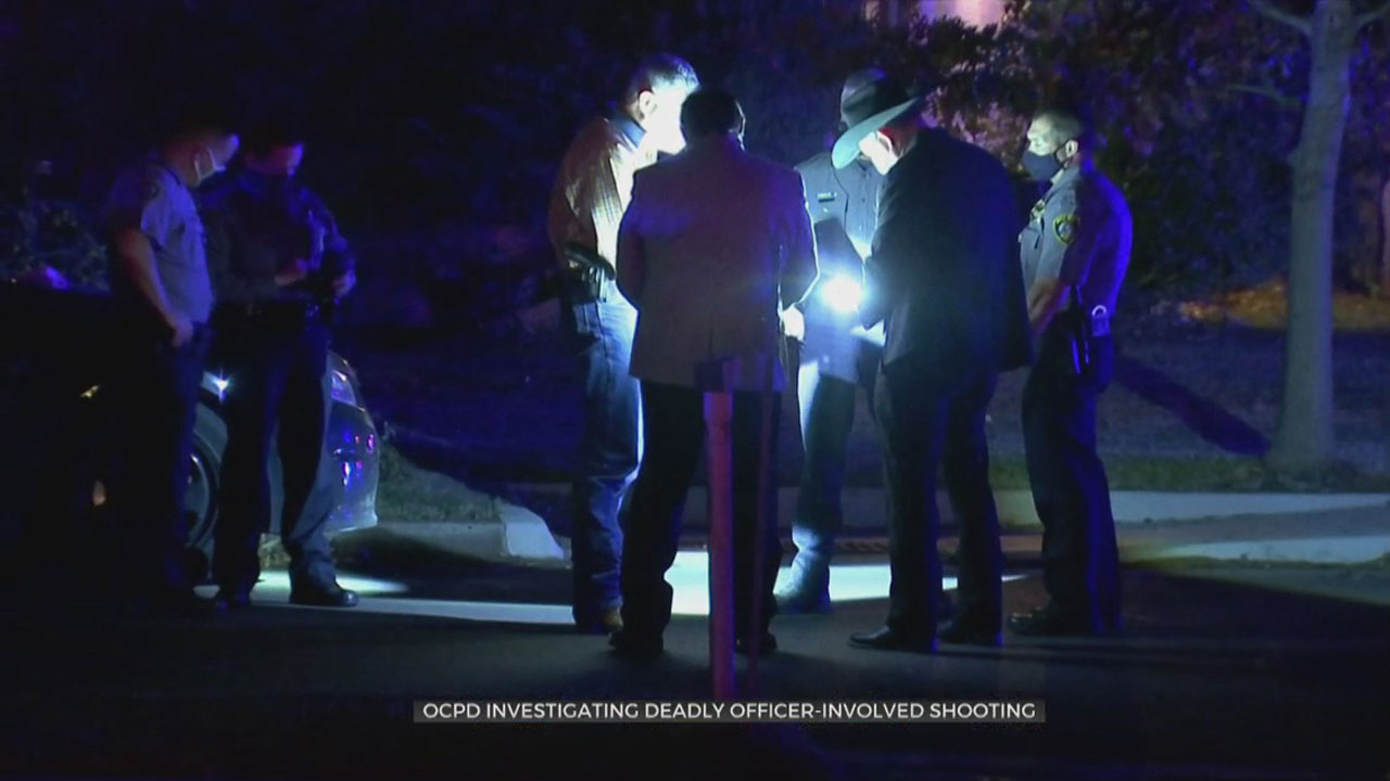 OCPD Investigates After Alleged Armed Man Killed In Officer-Involved Shooting