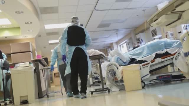 US COVID-19 Cases Hit 11M; Latest Million Took 6 Days